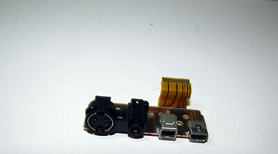 SONY FP-410 AV Firewire JACK BOARD PART FOR DCR-TRV240 DCR-TRV340