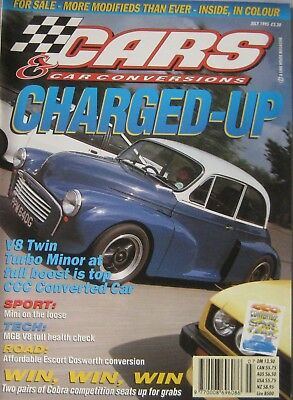 Cars & Car Conversions magazine July 1995