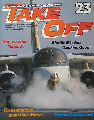 Take Off magazine Issue 23