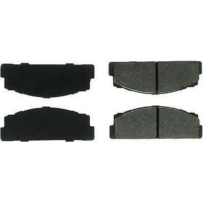 NEW COMPLETE SET REAR BRAKE PAD CENTRIC 102.00710 FITS 124 X-1//9 SCORPION