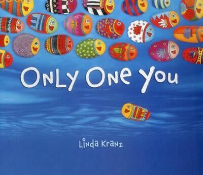 NEW Only One You By Linda Kranz Board Book Free Shipping
