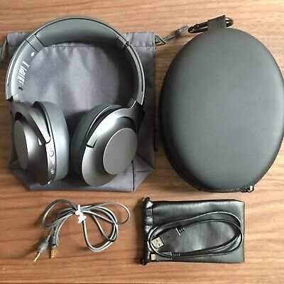 Sony WH-H900N h.ear on 2 Bluetooth Wireless Noise Canceling Stereo Headset, Used