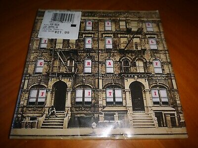 Led Zeppelin - Physical Graffiti [Deluxe Edition 2CD] New & Sealed
