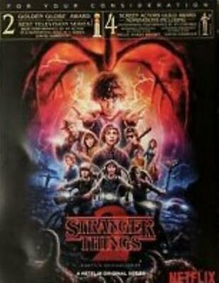 Stranger Things: Complete Season 2 Second For Your Consideration 3-Disc Set DVD