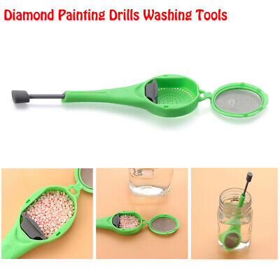 DIY Diamond Painting Accessories Sticky Clumpy Drills Clean Tool Washing Tools