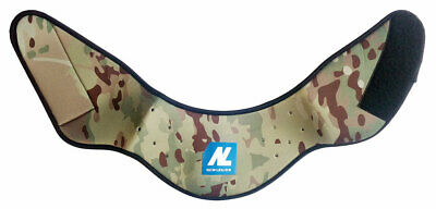 New Legion Paintball Neckprotektor/Halsschutz BIG camo