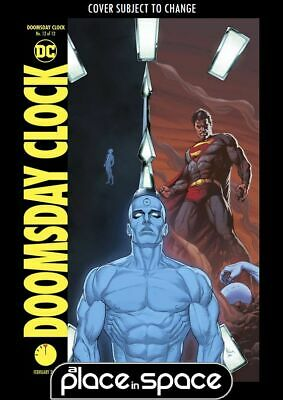 Doomsday Clock #12B - Variant (Wk51)