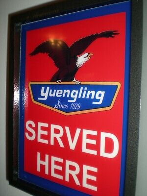 Yuengling Tavern Beer Bar Man Cave Lighted Advertising Sign