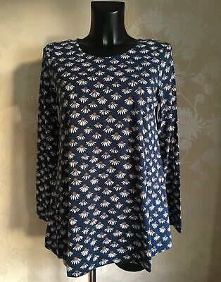 NEW Seasalt Ladies Polpeor Multi Colour Tunic Shirt Was £49.50 NOW £21.50
