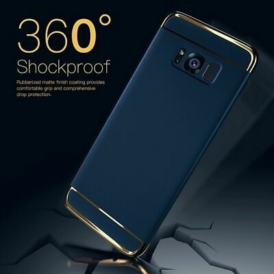 Shockproof Hard Rugged Protective Case Cover For Samsung Galaxy S7 S8 S9 S10P