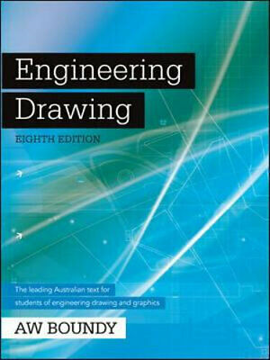 NEW Engineering Drawing + Sketchbook 8E By A. W. Boundy Book Format Not Supplied