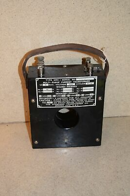 Standard Transformer Co Type Mrc Multi-Range Current Transformer
