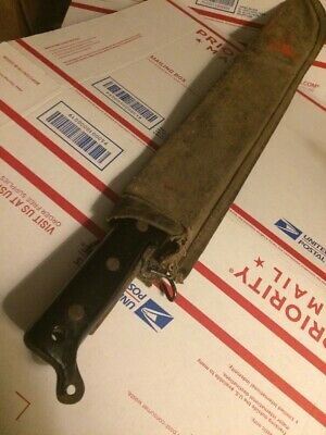 WWII MACHETE USGI WW2 disston 1943 Old Antique Knife