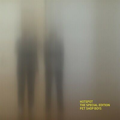 PET SHOP BOYS Hotspot (The Special Edition) LIMITED 2CD 2020