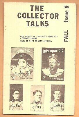 The Collector Talks-Issue 9-September 1978-Complete Magazine