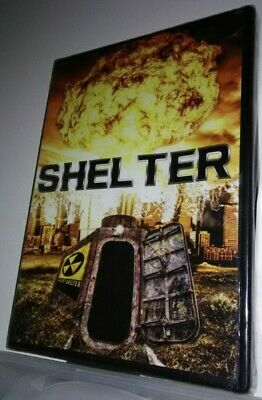 Shelter (DVD 2012) **New**Sealed**Sci-Fi / Drama /Thriller