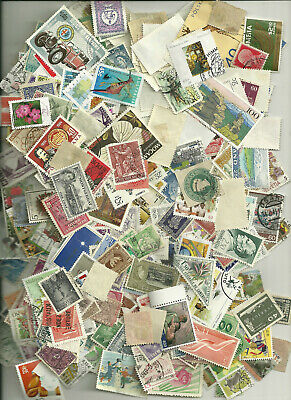 500 Worldwide Stamps,  All Different, No Us 54