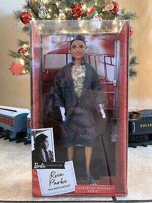 Rosa Parks Barbie Inspiring Women Series
