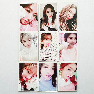 TWICE Special Album [TWICECOASTER : LANE2] Official Pre-Order Photocard Set A
