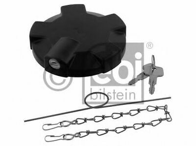 Fuel tank Cap Locking 06286 by Febi Bilstein Genuine OE - Single