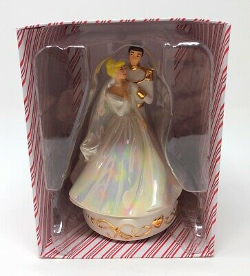 2018 Hallmark Premium Keepsake Ornament SO THIS IS LOVE Disney Cinderella