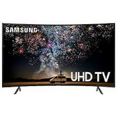 """SAMSUNG 65"""" Class 4K Ultra HD (2160P) Curved HDR Smart LED TV"""
