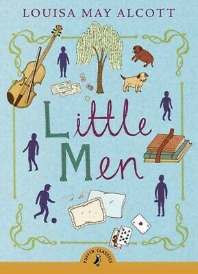 Little Men, Paperback by Alcott, Louisa May, Brand New, Free shipping in the US