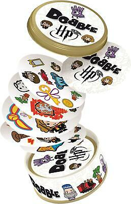 Asmodee Harry Potter Dobble Card Game Mixed Colours
