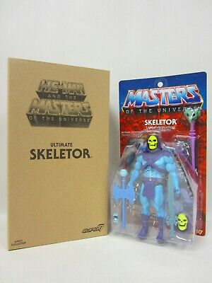 Motu Classics Masters Of The Universe Super 7 New Filmation Ultimate Skeletor