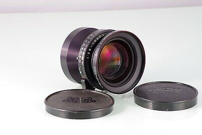 LENS FOR LARGE FORMAT 4X5 5X7 APO-SYMMAR 210mm F5.6 COPAL No.1