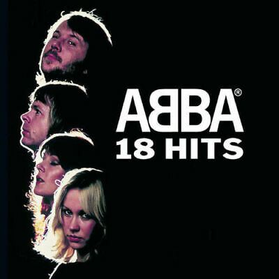 Abba (18 Hits - Greatest Hits Cd - Sealed + Free Post)