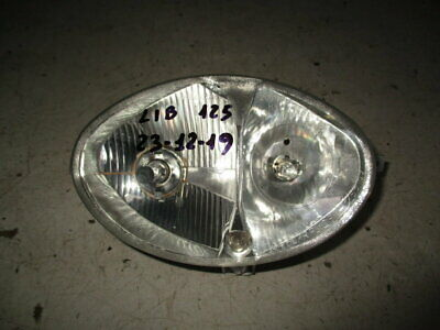 Faro Fanale Anteriore Piaggio Liberty 125 150 1997 02 2003 Lighthouse Headlight