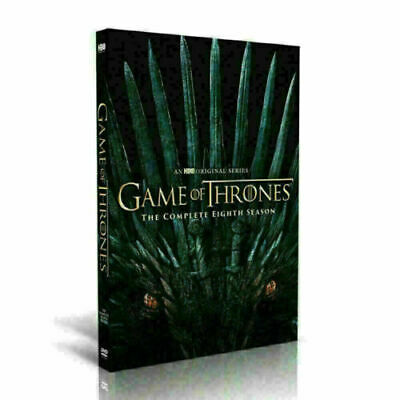 Game of Thrones: Complete Season 8 DVD