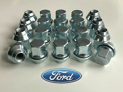 20 x Ford Transit Connect Alloy Wheel Nuts.