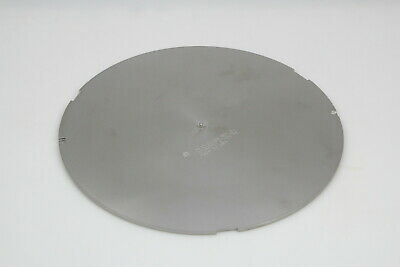 AMAT APPLIED MATERIALS 0020-61186 COVER PLATE A101 HEATER 300mm PVD