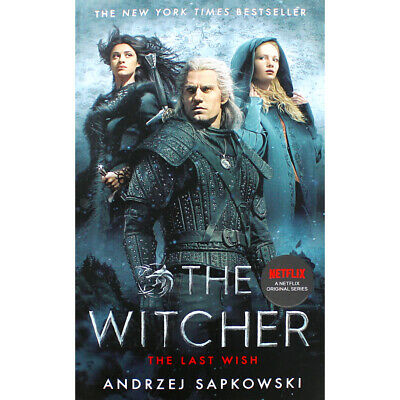 The Witcher - The Last Wish - TV-Tie In Paperback New Arrivals Brand New NETFLIX