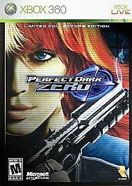 Perfect Dark Zero --Limited Collector's Edition ( Xbox 360) BONUS DVD ONLY