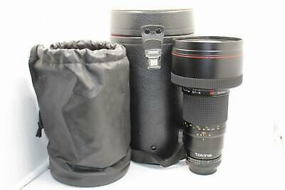 [Mint] TOKINA AT-X SD 300mm F2.8 CANON Lens From Japan