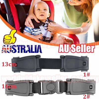 Car Safety Seat Strap Chest Clip Buggy Harness Lock Buckle Highchair 6J