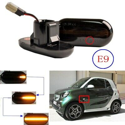 Right RENAULT Espace side indicator signal repeater lens