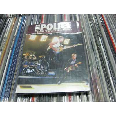 The Police Dvd The Best Of What's Still Around