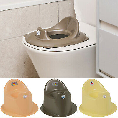 2 in 1 Toddler Child Safe Baby Potty Toilet Training Chair & Seat Insert Trainer