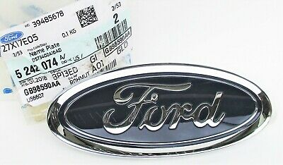 Ford Mondeo (2014+) ''New Style'' Rear Tailgate Oval Emblem 5242074