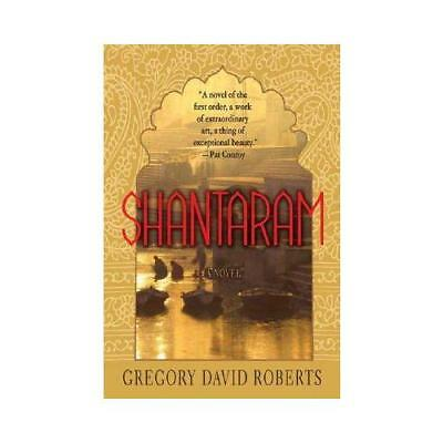 Shantaram by Gregory David Roberts (author)