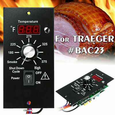BOB/'s Replacement Digital Thermostat Control Board for Pit Boss Wood Pellet Gril
