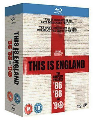This Is England '86-'90 [Blu-ray], New, DVD, FREE & FAST Delivery