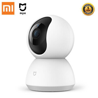 Xiaomi FHD 1080P Smart IP Camera Home Video Security Night Vision Baby Monitor