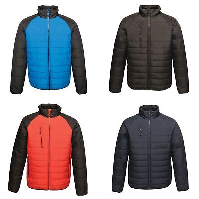 Regatta Standout Thermal Puffer Jacket Hooded SN129-TRA420
