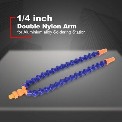 Flexible Single Arm Spare Helping Hands Clip Soldering PCB Part 340mm 1//4 Inches