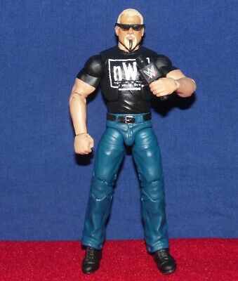 Scott Steiner Big Poppa Pump WWE WCW FIGURE ELITE Hollywood nWo Mattel TNA AEW